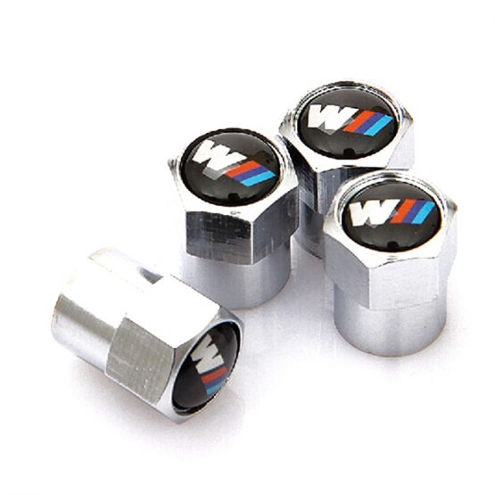 BMW M-Power Anti-theft Tyre Valve Caps