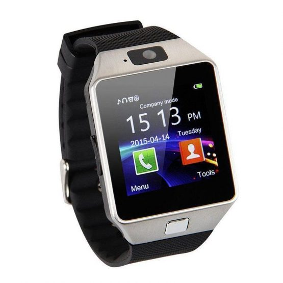 DZ09 Bluetooth Smart Watch Phone for Android, iPhone, Samsung, HTC, LG