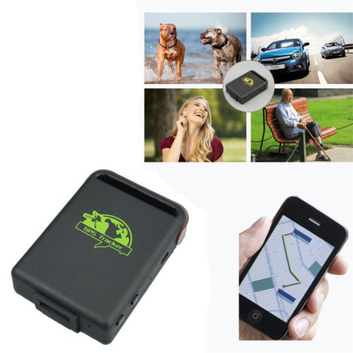 Portable GPS Trackers with Rechargeable Back Up Battery