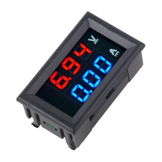 Dual Digital LED Volt/Amp Meters