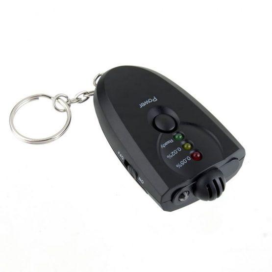 Digital LED Alcohol Breathalysers