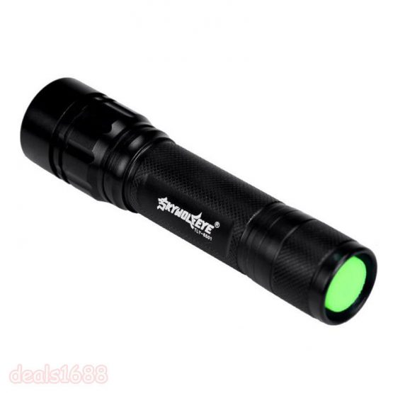 Sky Wolfe Eye Focus 3000 Lumens 3-Mode CREE Torches