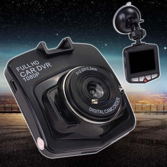 HD 1080P DVR Dash Cams