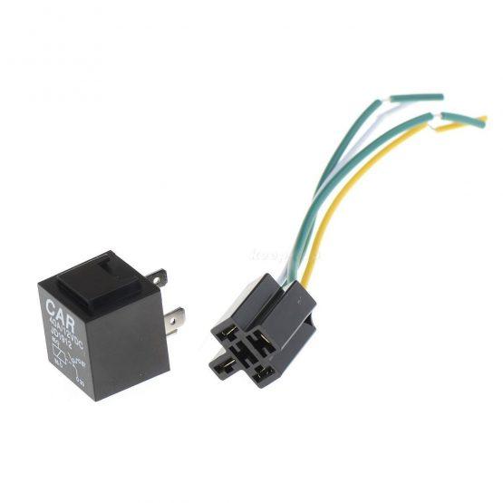 12V 40A 4 Pin Relays