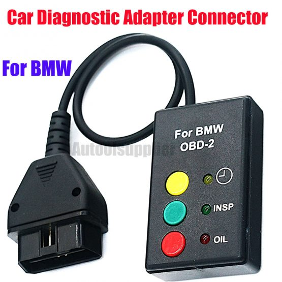 BMW (OBD2) Oil Service Inspection Reset Tools